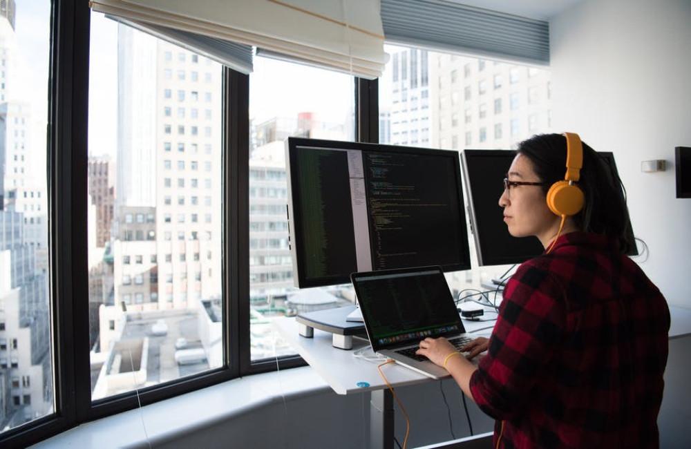 Zit-sta bureau is de toekomst