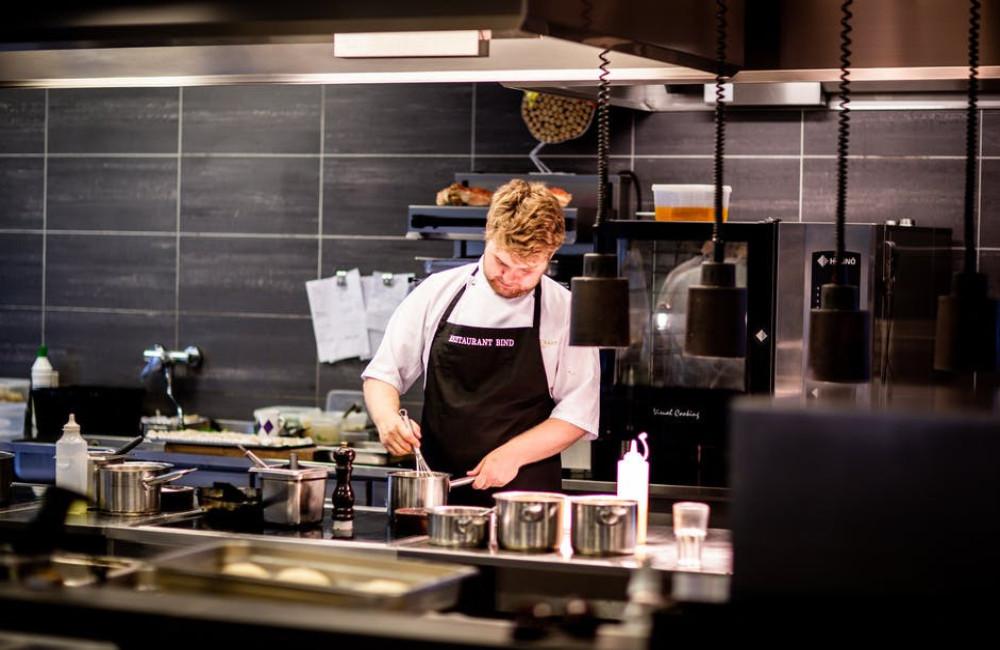 Thuis uiteten met een kok aan huis?